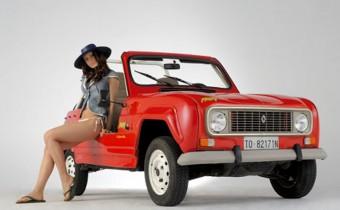 Car Système Renault JP4 : la voiture des copines
