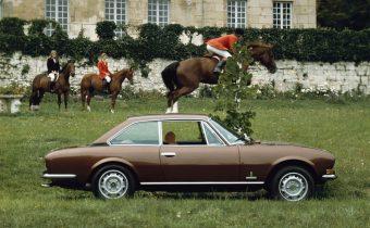 Peugeot 504 Coupé : l'italienne de Sochaux.