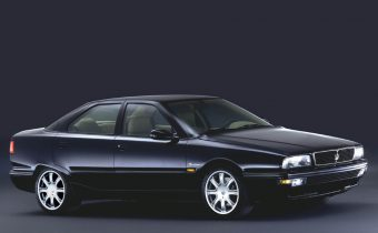 Maserati Quattroporte IV : la discrète