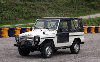 Peugeot P4 : la mûle de l'Armée Française