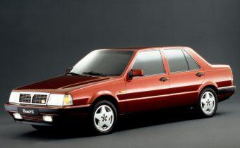 Lancia Thema 8.32 : Cuore Rosso