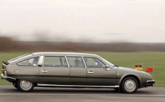 La STASI roulait en Citroën