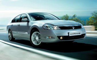 Renault Safrane II : l'inconnue du Moyen Orient !