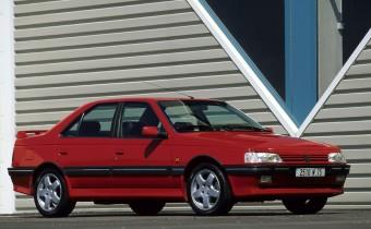 Peugeot 405 T16 : la performance sous une robe discrète