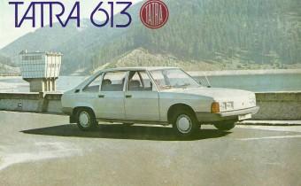 Tatra T613/T700 : le luxe tchèque