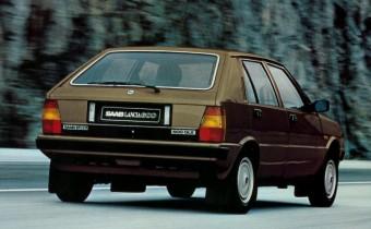 Saab 600 : la Lancia du grand nord !