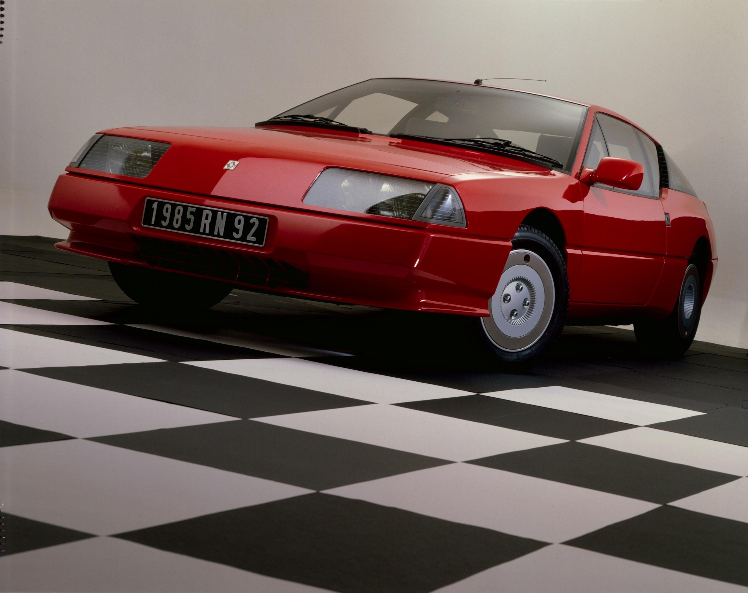La GTA dont dérive l'A610 !