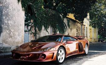 Lamborghini Latino America Coatl : la drôle de Diablo mexicaine