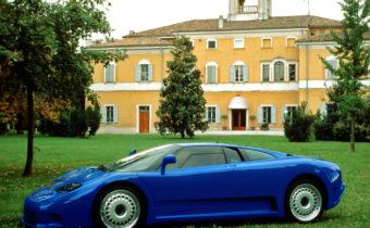 Petite histoire de Bugatti à la sauce Artioli (1987-1995)