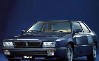 Maserati Ghibli II : l'anti M3 italienne