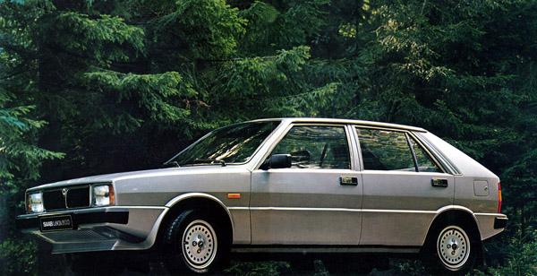 saab 600 1980-1982