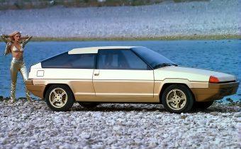 Volvo Tundra : comme un air de Citroën BX
