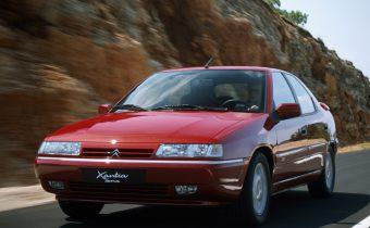 Xantia Activa: Citroën met tout à plat