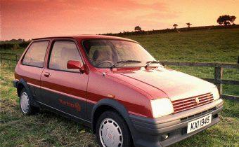 MG Metro Turbo : une alternative aux GTi ?