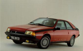 Renault Fuego : ne dites à personne qu'elle vous plaît.