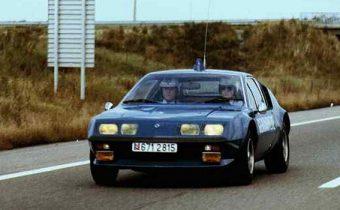 40 ans de véhicules rapides à la BRI