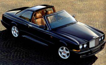 Bentley Continental R, S, T et SC : coupés hors catégorie