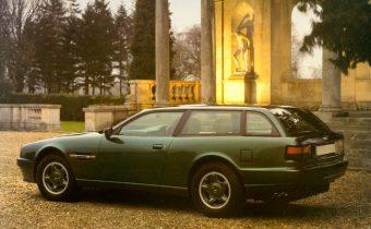 Aston Martin Shooting Brake : plus chic tu meurs.