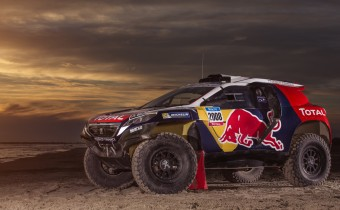 Peugeot 2008 DKR : le retour de Peugeot sur le mythique Dakar