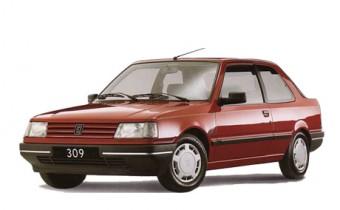 Peugeot 309 : ne l'appelez plus jamais Talbot Arizona