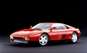 Ferrari 348 : la mini Testarossa
