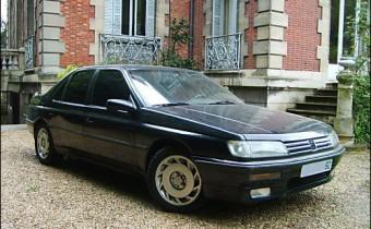 La Peugeot 605 la plus chère du monde (ou presque)