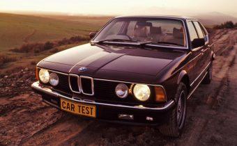BMW 745i E23 M88 : la rarissime sud-africaine