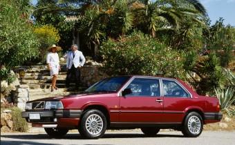 "Volvo 780 ""Bertone"" : le coupé italo suédois"