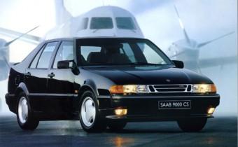 Saab 9000 : un premier pas vers le luxe
