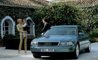 Audi A8 : l'Audi du renouveau