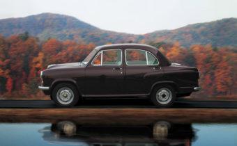 Hindustan Ambassador : toute l'Inde dans une voiture