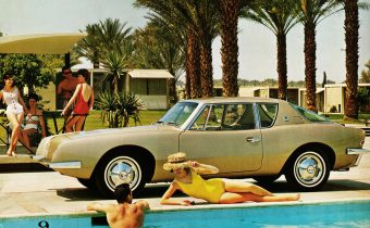 "Studebaker Avanti: the ""Loewy's touch"""