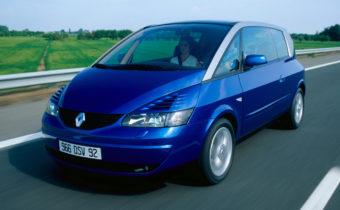 Renault Avantime : un nom prémonitoire...