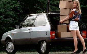 Oltcit Club/Axel : la dernière vraie Citroën