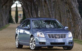 Cadillac BLS : la fausse américaine