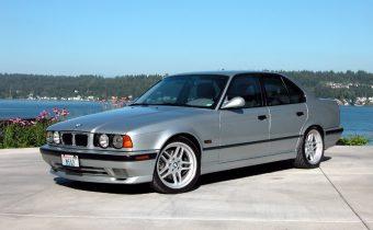 BMW M540i : une étrange et rare M canadienne