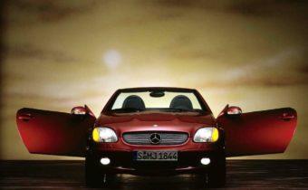 Mercedes SLK : premier Coupé/Cabriolet de l'ère moderne