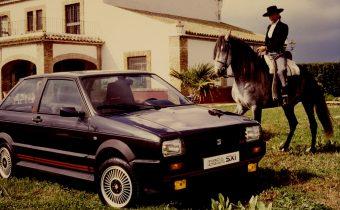 Seat Ibiza SXI : bomba latina... olé