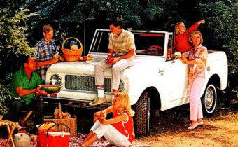 International Harvester Scout : le pionnier du SUV
