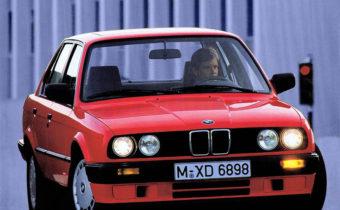 """BMW Série 3 """"E30"""" : la youngtimer par excellence"""