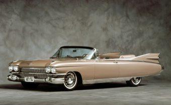 Cadillac Eldorado Biarritz 1959 : l'amérique dans toute sa splendeur.