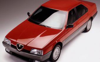 """Alfa Romeo 164 : la meilleure des """"Tipo 4"""" ?"""