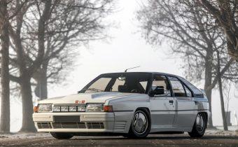 Citroën BX 4TC : la voiture que Citroën préfère oublier