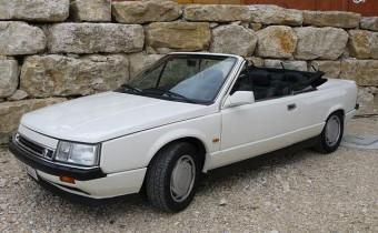 Renault 25 Cabriolet EBS : incroyable et unique