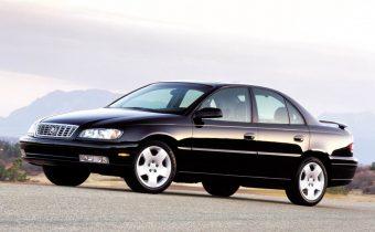 Cadillac Catera: quand GM veut faire du Cadillac avec de l'Opel, ça ne marche pas !