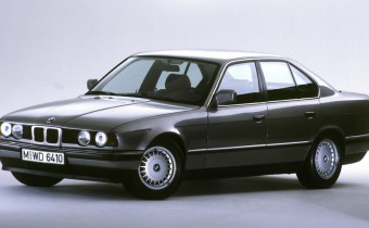 "BMW Série 5 ""E34"" : performante et abordable !"