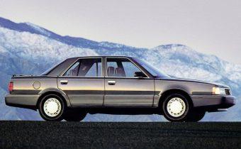 Renault/Eagle Premier : une française en terre américaine