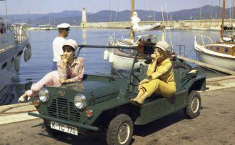 La Mini Moke aux quatre coins du Monde