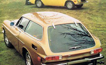 Volvo P1800 : le coupé scandinavo-italo-britannique
