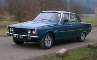Grace Kelly roulait en Rover 3500S V8